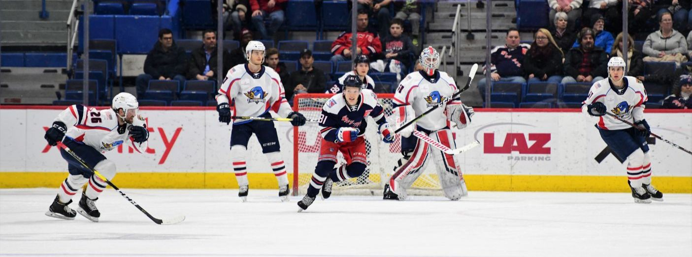 Wolf Pack Offense Stifled by Thunderbirds, Driedger