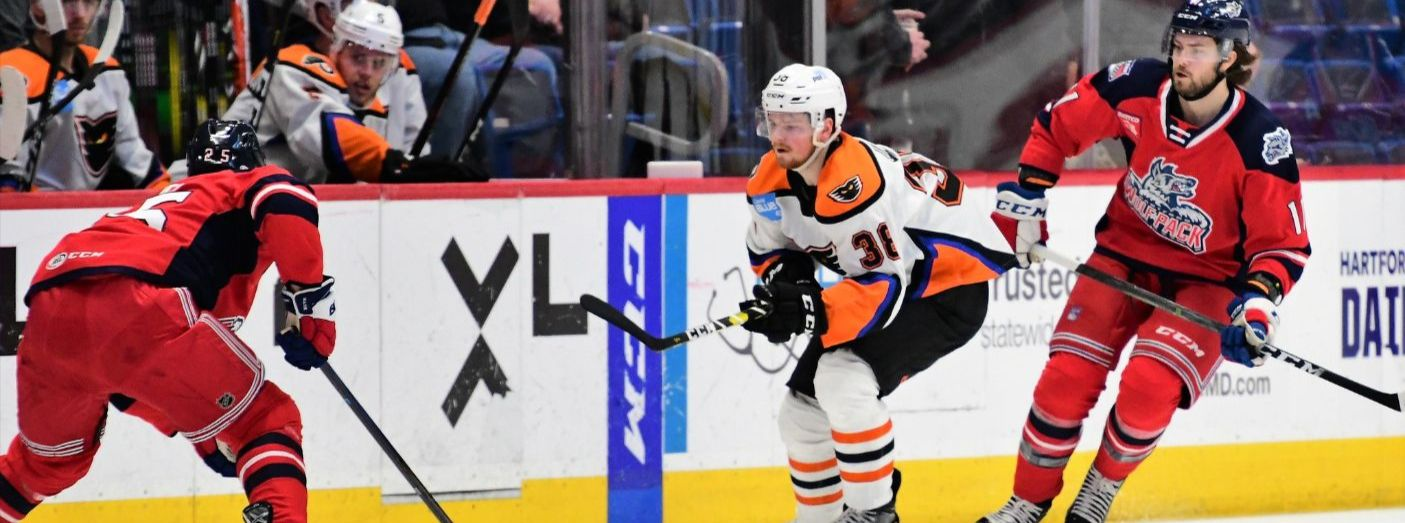 Pack Continue to Roll at Home with Win over Phantoms