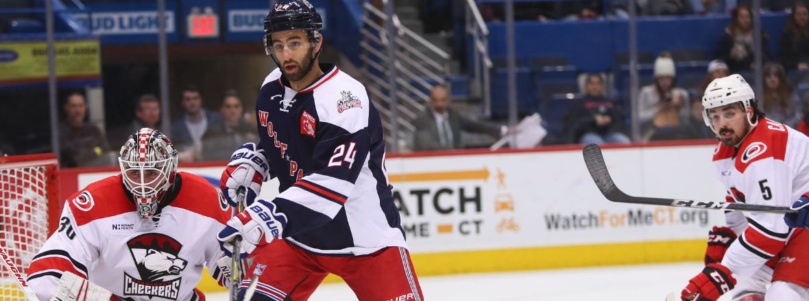 Wolf Pack Beat Checkers in Shootout for fourth Straight Win