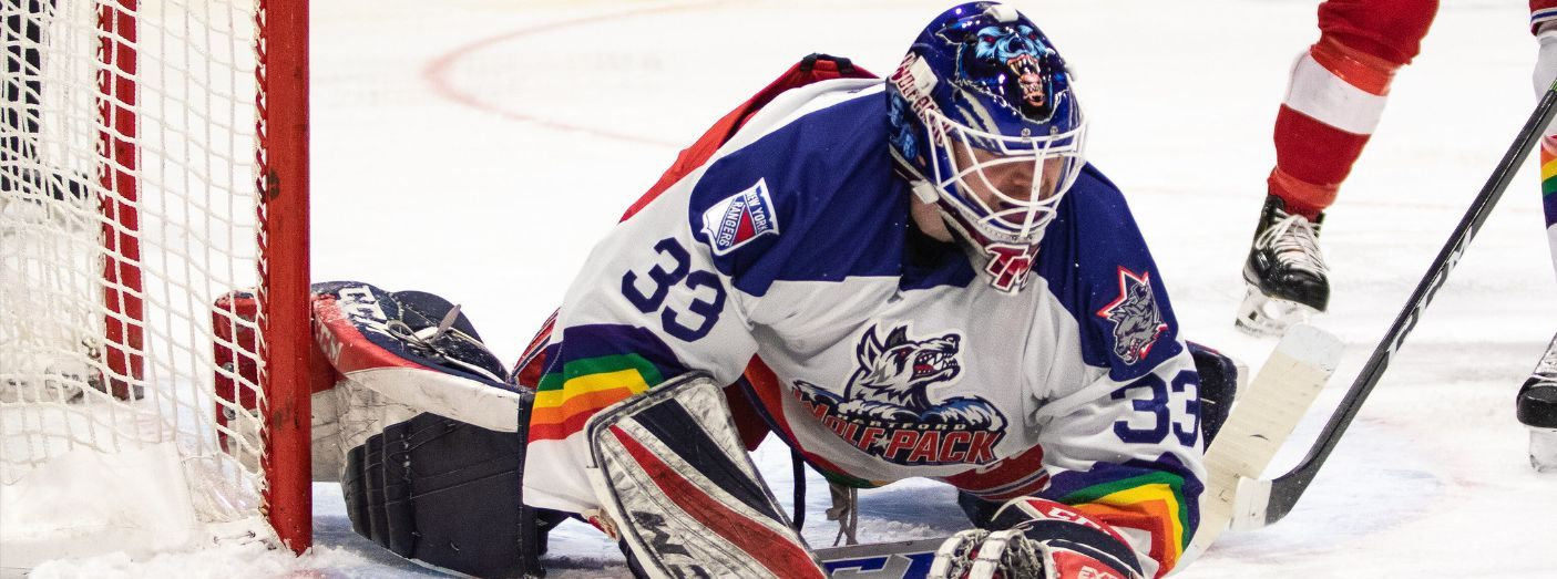 Wolf Pack bounce back with win over Laval