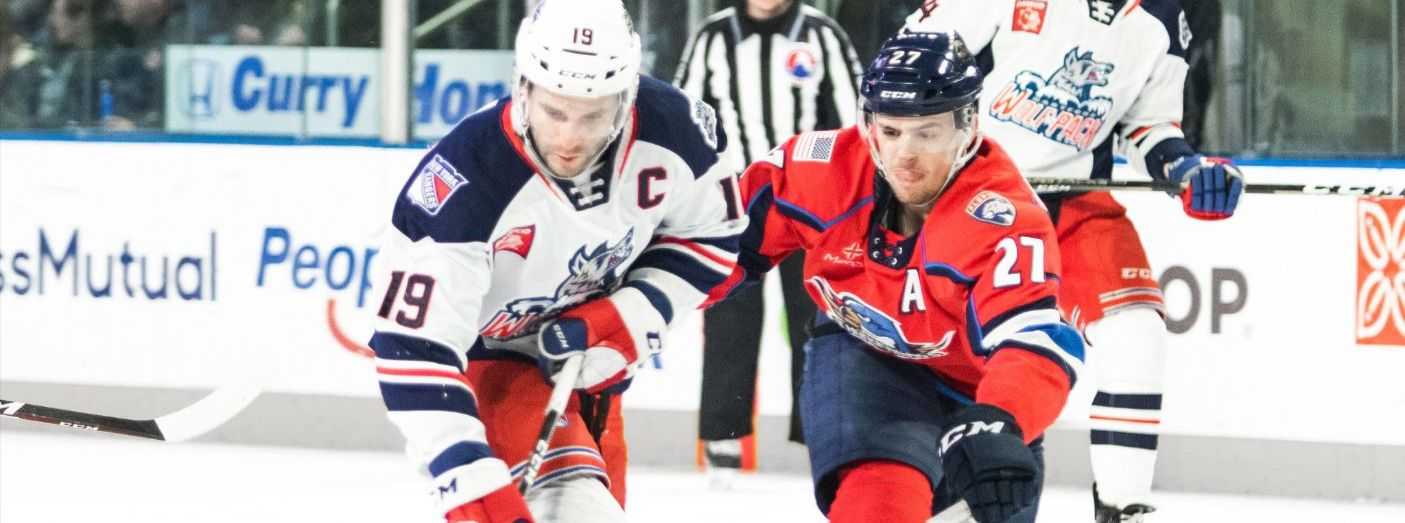 Pack can't build on early goal, fall in Springfield