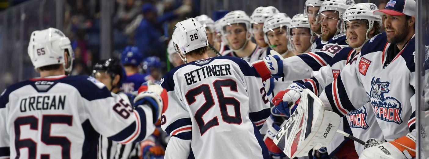 Gettinger's power-play strikes sink Bridgeport
