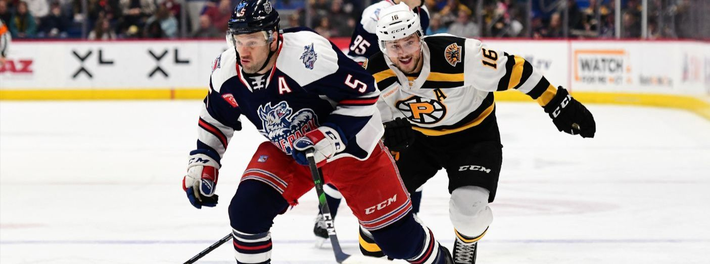 Bruins edge past Wolf Pack, 3-2