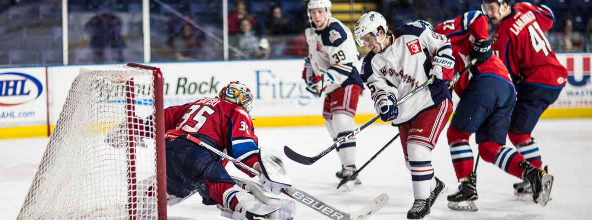 Comeback Earns Pack OT Point in Springfield
