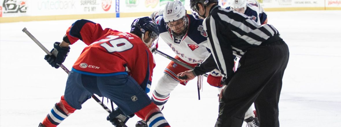 Tough Start Dooms Wolf Pack in Loss at Springfield