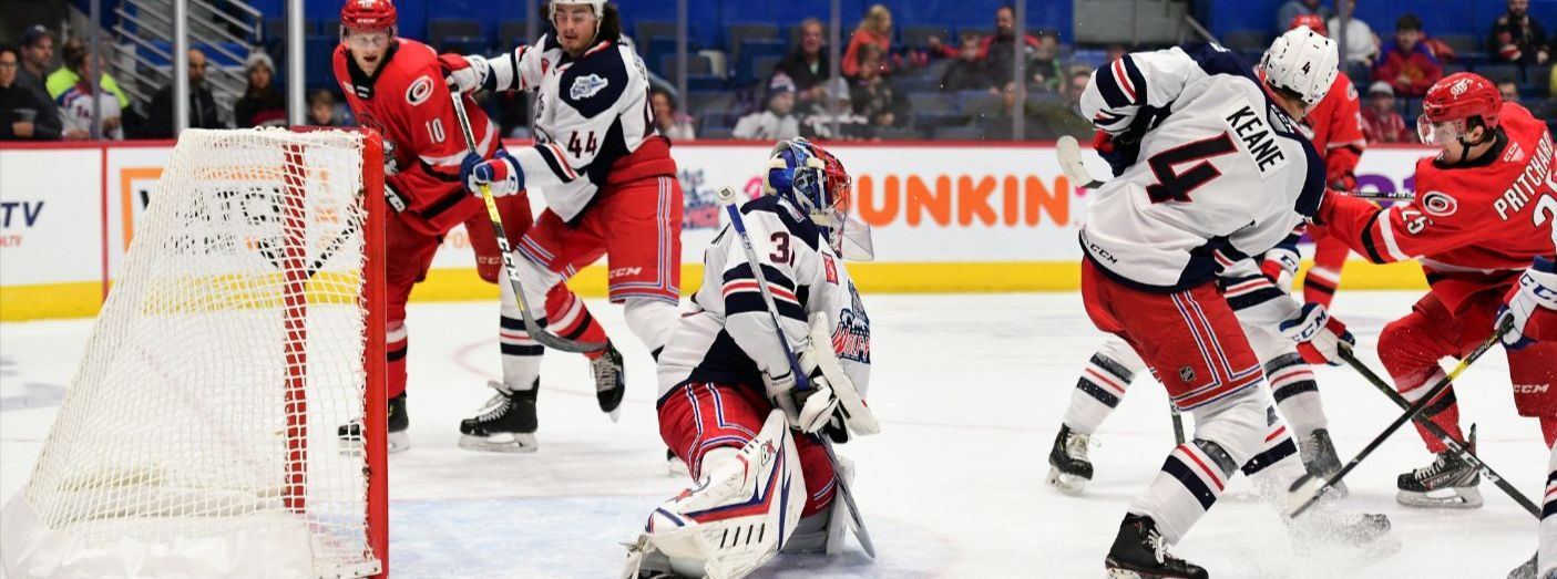 Wolf Pack Down Defending Champs in Opener