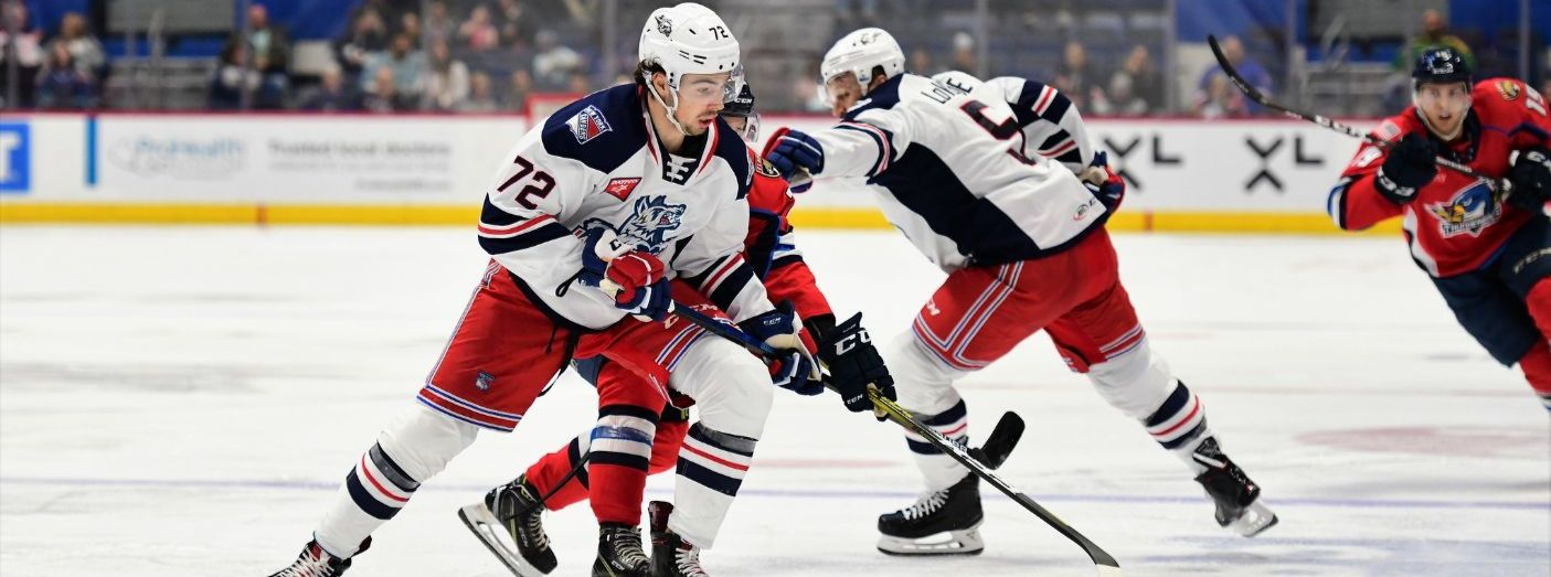 Wolf Pack Win Third Straight, 3-1 over Springfield