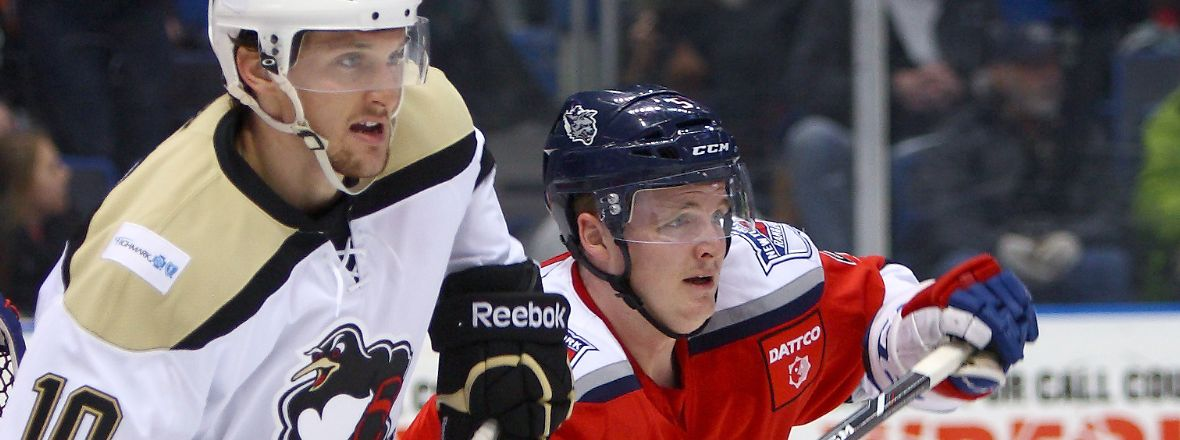 Penguins Deal Pack first Defeat of Year, 6-2