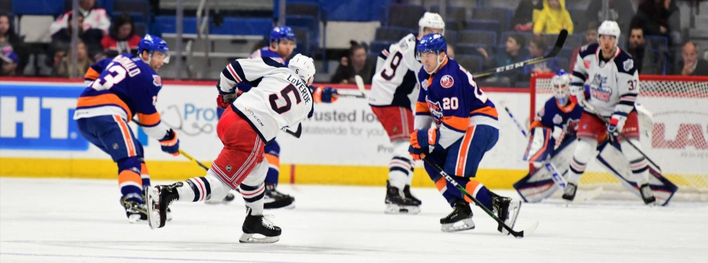 Pack Keep Roll Going with Win over Sound Tigers