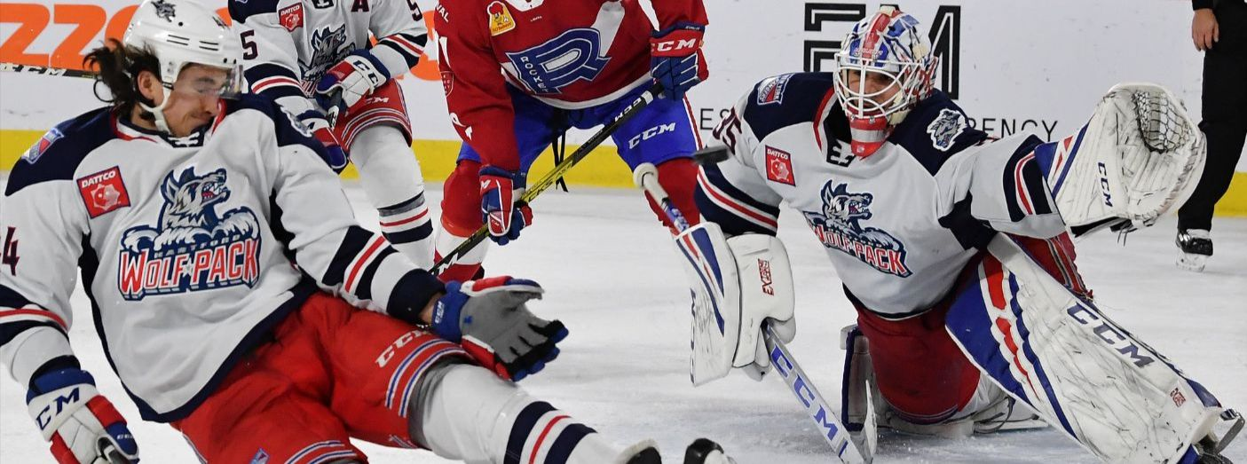 Rocket Eke out Shootout Win over Pack