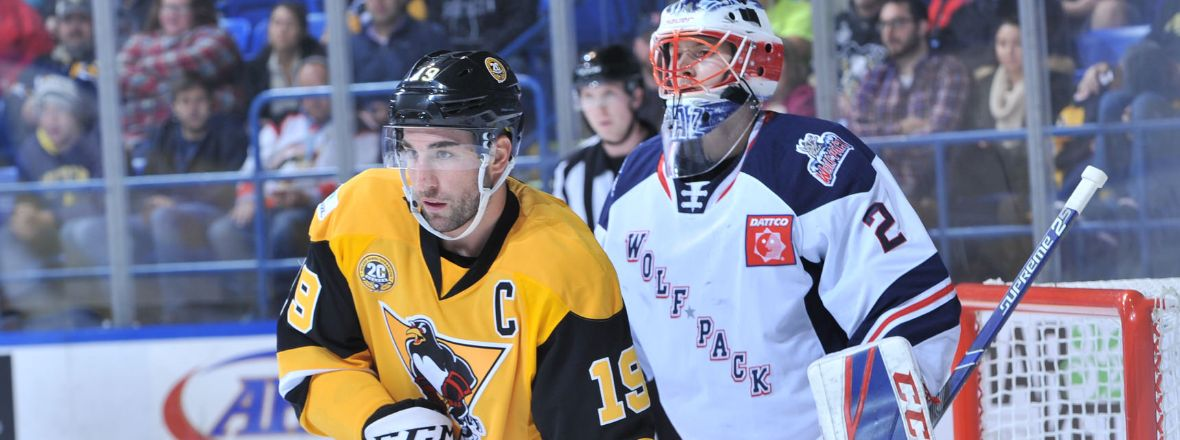 Pack Gain Split with Penguins, Snap Skid