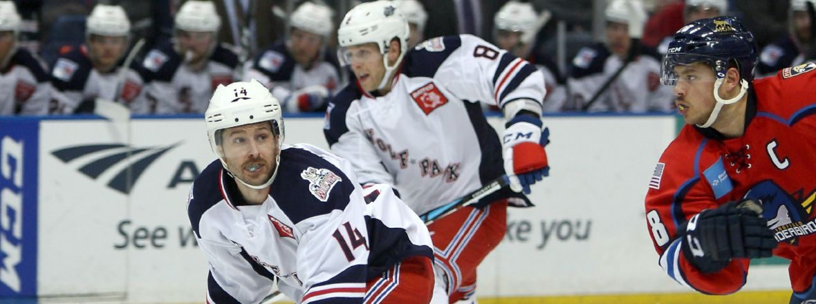 Fogarty Completes Pack Comeback with Shootout Winner