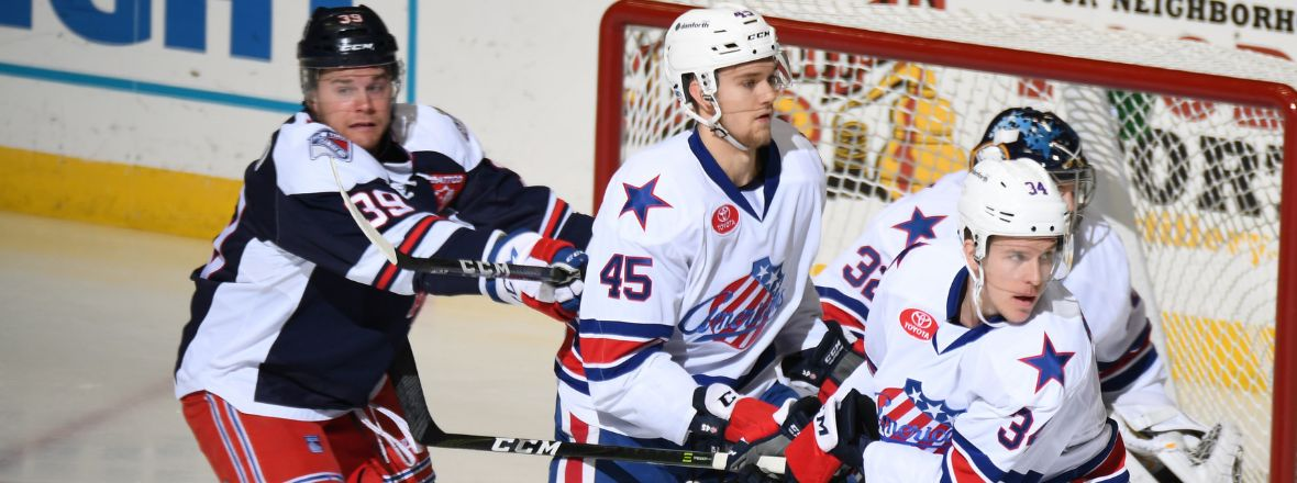 Pack Comebacks Lead to Shootout Win in Rochester
