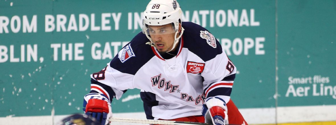 Joly Nets first AHL Goal, but Pack Fall to Thunderbirds, 4-2