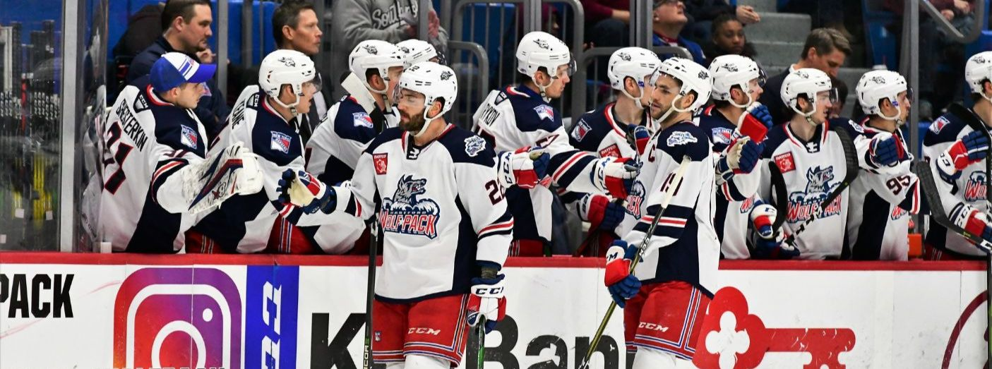 Fogarty's Four Points, Andersson's Three Carry Wolf Pack