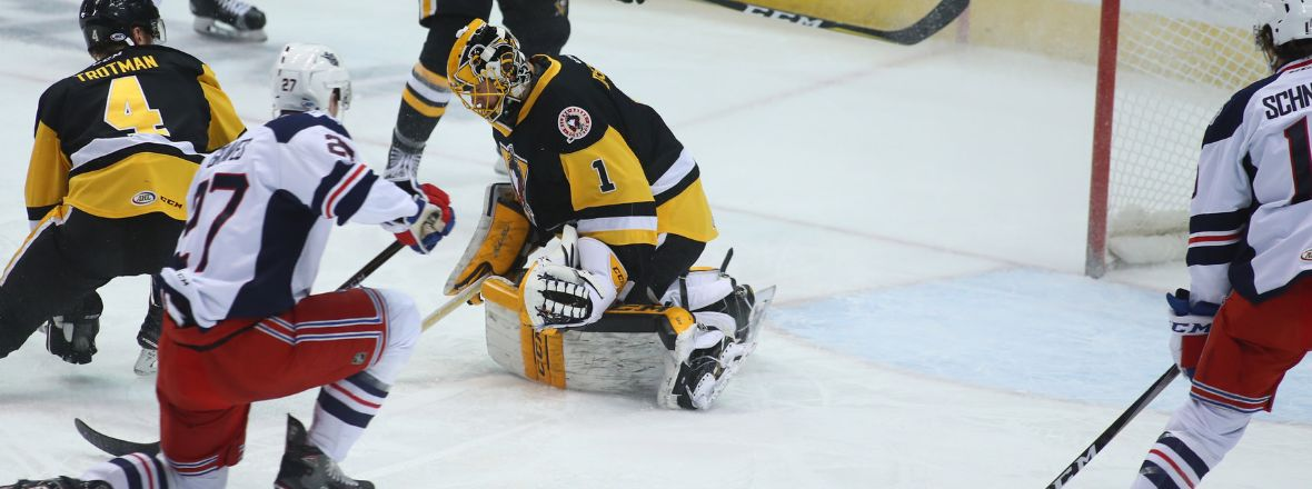 Pack Put up a seven-spot in Win vs. Penguins