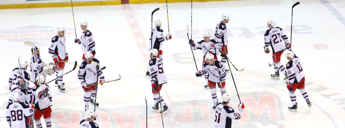 Rangers, Spectra by Comcast Spectacor Extend Wolf Pack Agreement