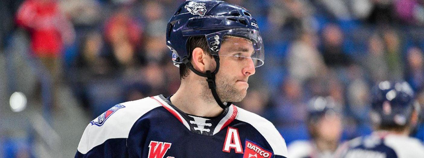 Wolf Pack Name Steven Fogarty Captain