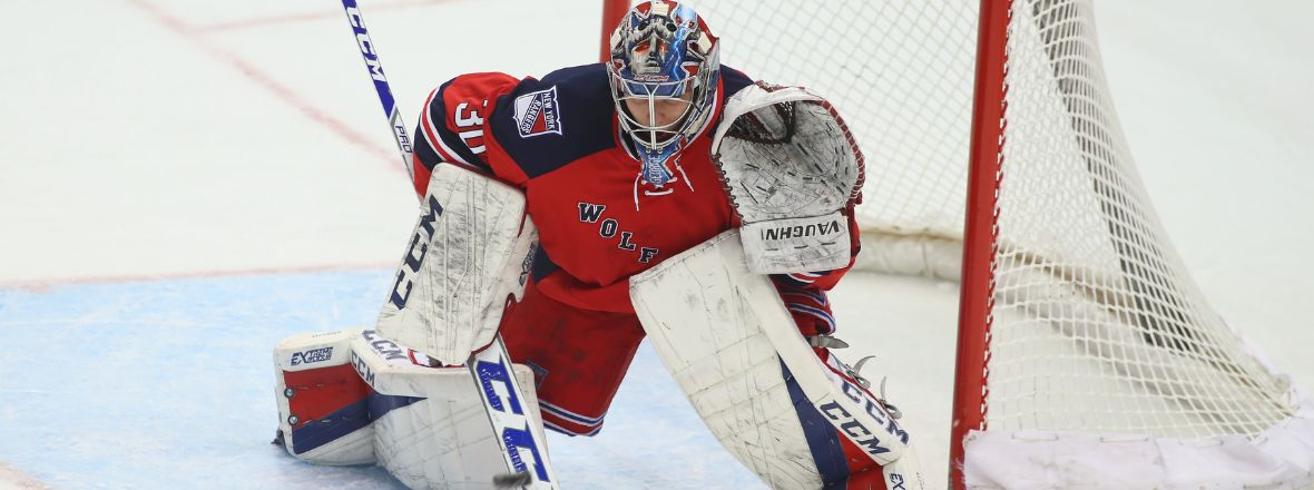 Georgiev Earns first Ranger Recall