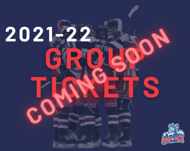2021-22 Group Tickets