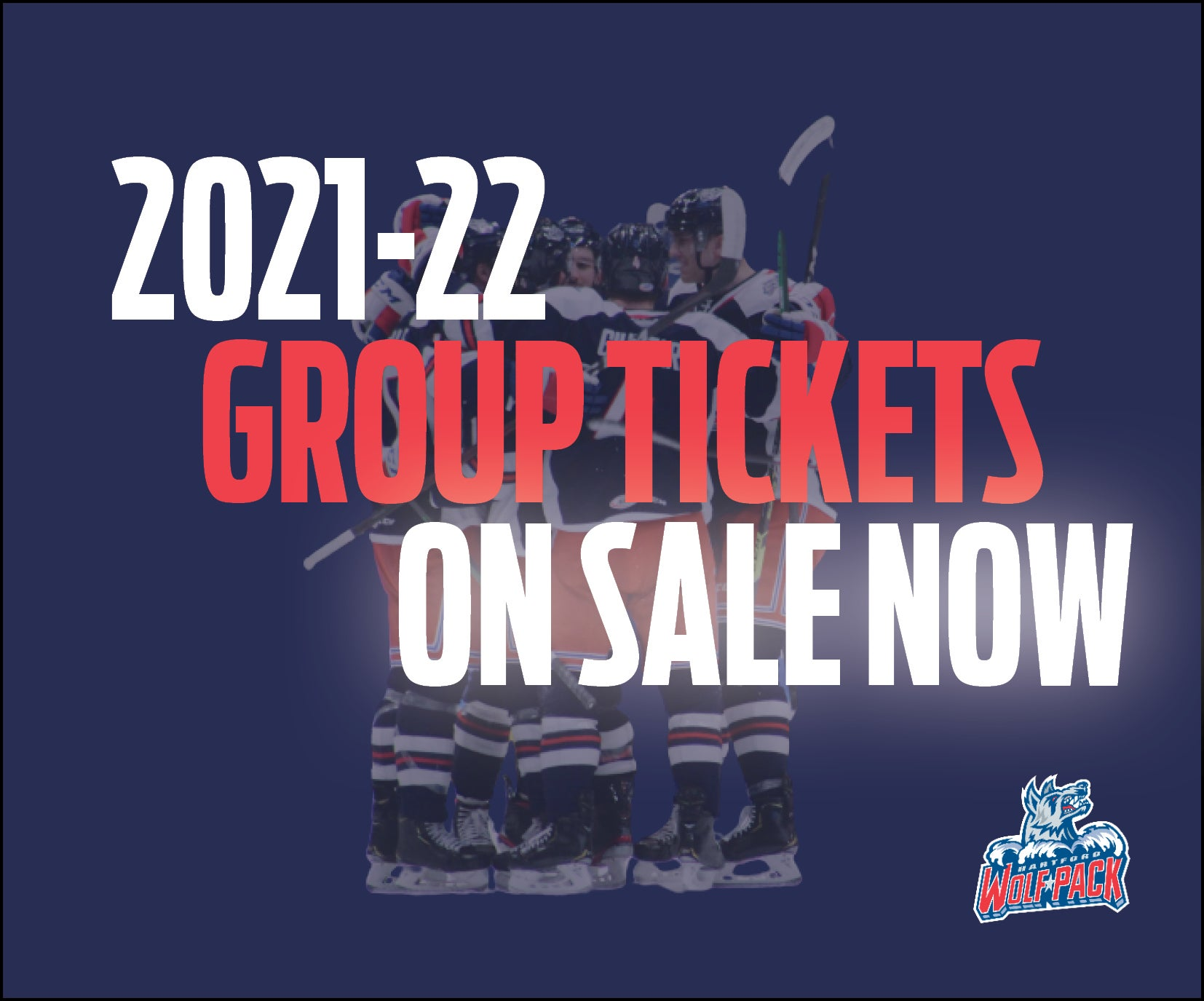Group Tickets On Sale Now
