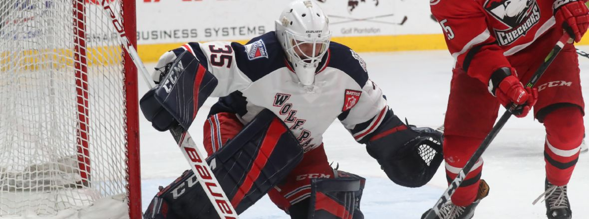 Wolf Pack Release Jeff Jakaitis from PTO
