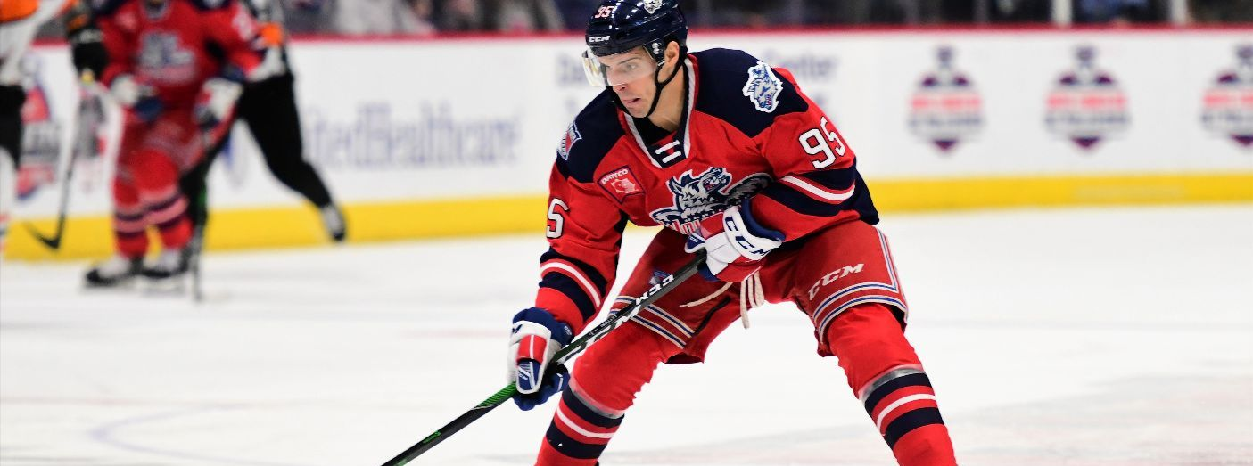 Lettieri Headed to AHL All-Star Classic