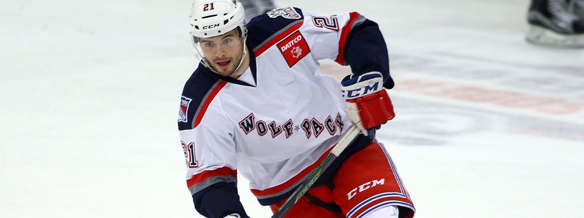 Wolf Pack Sign Forward Shawn O'Donnell to PTO