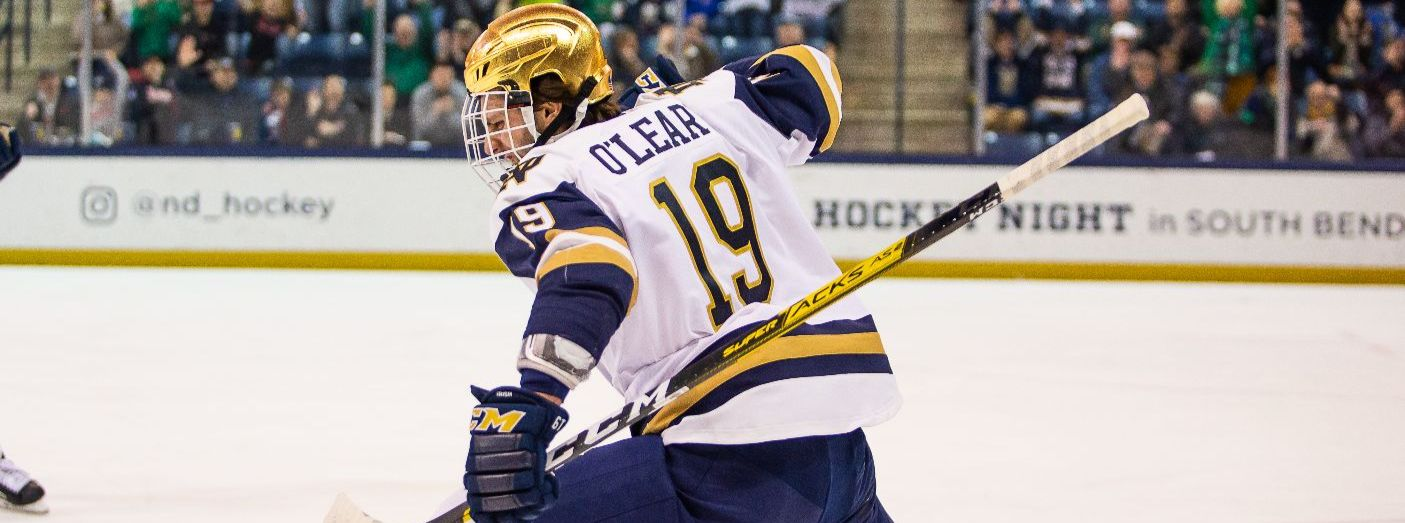 Pack Sign Forward Mike O'Leary
