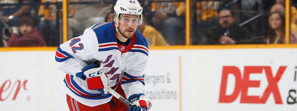 Rangers Assign Brendan Smith, Recall John Gilmour
