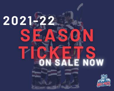 2021-22 Season Tickets