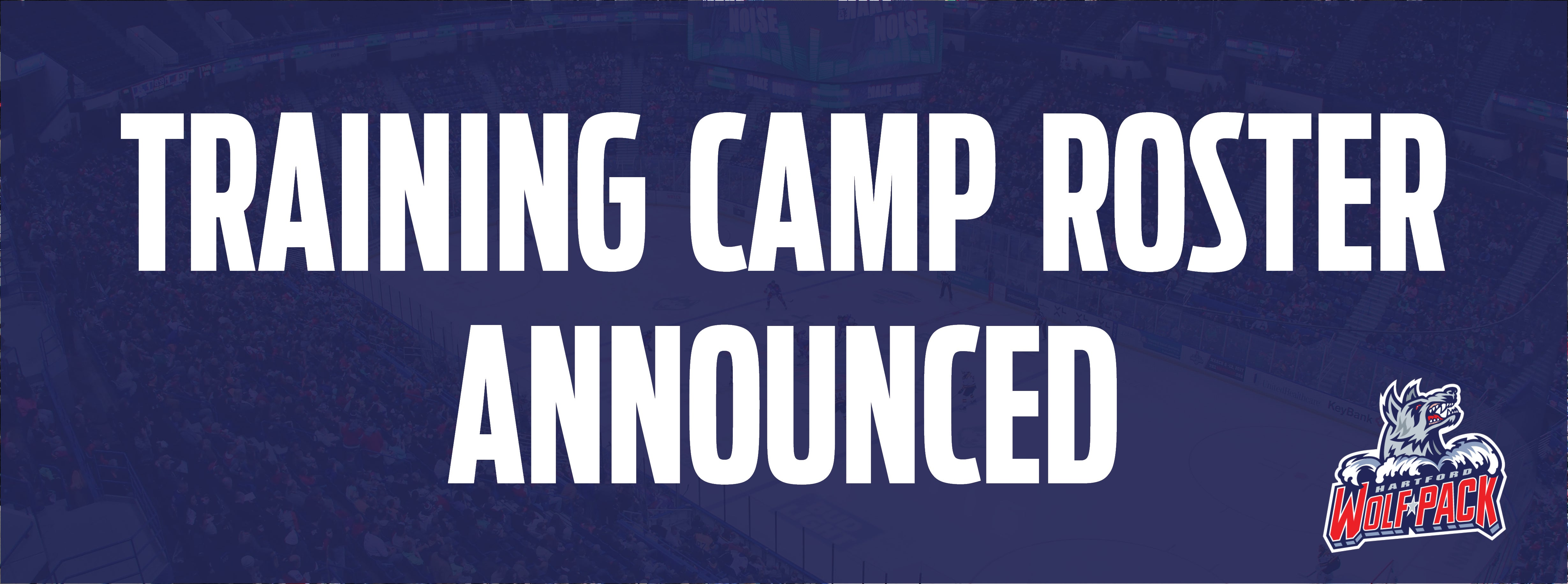 Training Camp Roster Announced
