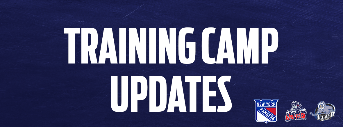 Training Camp Updates