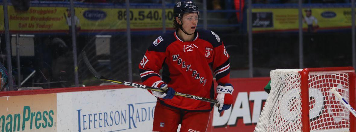 Sergey Zborovskiy Reassigned to Greenville